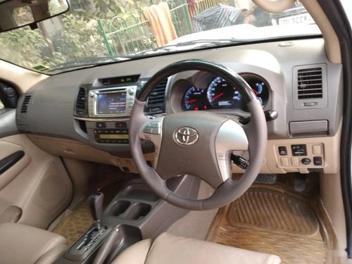2012 Toyota Fortuner 4x2 AT in New Delhi
