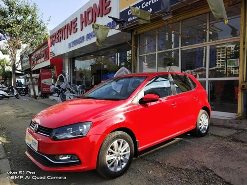 2017 Volkswagen Polo 1.5 TDI Highline MT in Pune