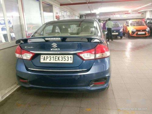 Used 2018 Maruti Suzuki Ciaz MT for sale in Visakhapatnam