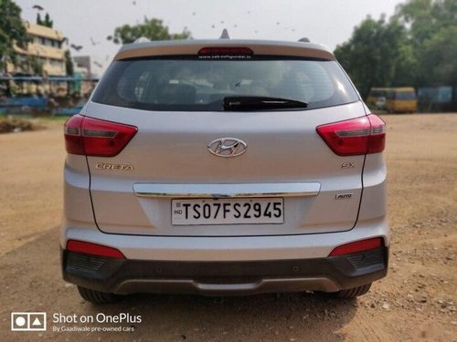 Used 2017 Hyundai Creta 1.6 VTVT AT in Hyderabad