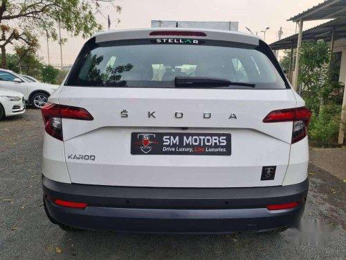 Skoda Karoq, 2020, Petrol AT for sale in Ahmedabad