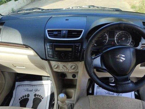 Maruti Suzuki Swift Dzire 2013 MT for sale in Hyderabad
