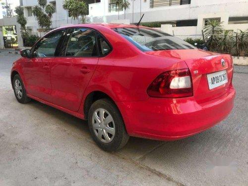 2012 Skoda Rapid MT for sale in Hyderabad