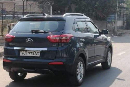 Used Hyundai Creta 2015 MT for sale in Ahmedabad -11