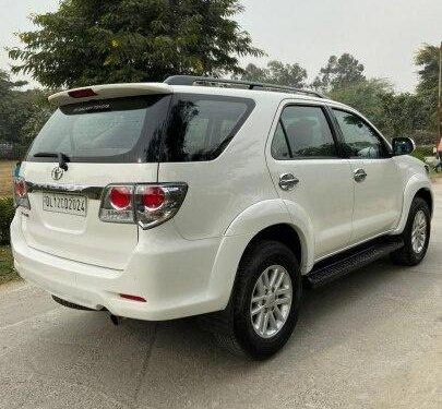 2014 Toyota Fortuner 4x2 Manual MT for sale in New Delhi