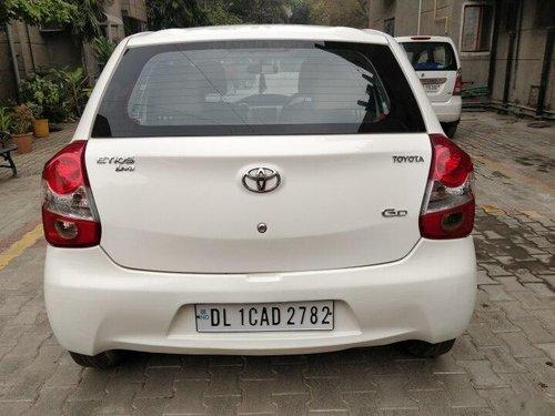 2016 Toyota Etios Liva G Plus MT in New Delhi