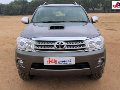 Used 2009 Toyota Fortuner MT for sale in Ahmedabad
