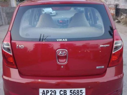Used Hyundai i10 2014 MT for sale in Karimnagar