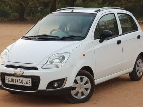 Used Chevrolet Spark 1.0 LT 2012 MT for sale in Ahmedabad