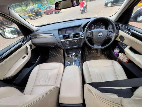 Used 2012 BMW X3 AT for sale in Mumbai