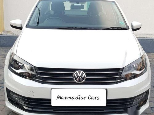 Used 2019 Volkswagen Vento MT for sale in Coimbatore