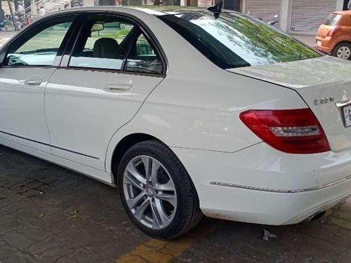 Used 2013 Mercedes Benz C-Class AT for sale in Rajkot