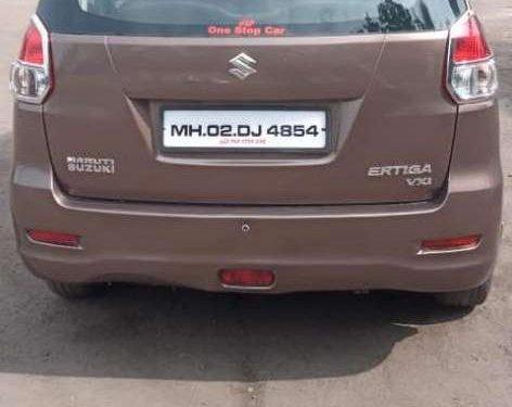Maruti Suzuki Ertiga Vxi CNG, 2014 MT for sale in Mumbai