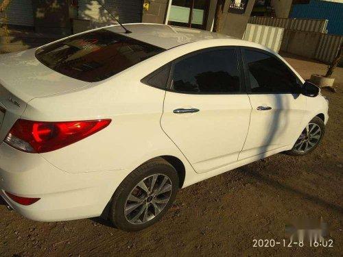 Used 2015 Hyundai Verna MT for sale in Nashik