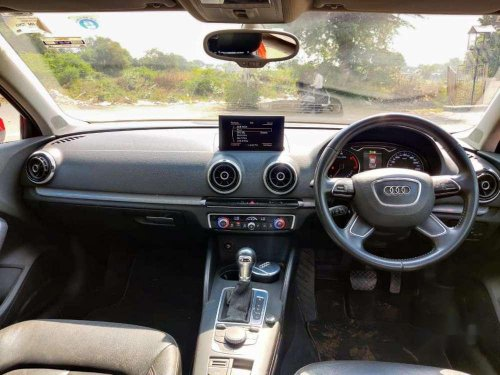 Audi A3 35 TDI Premium, 2015, AT for sale in Ahmedabad