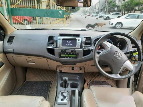 Used Toyota Fortuner 2013 AT for sale in Ludhiana -0