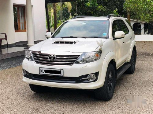Used Toyota Fortuner 2016 MT for sale in Kottayam