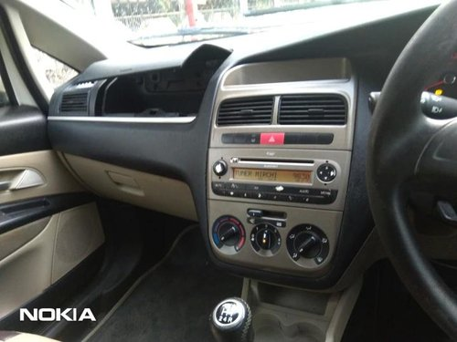 Used Fiat Linea Emotion Pack 2010 MT for sale in Mumbai