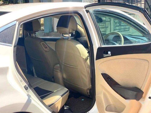 Used Hyundai Verna 2015 MT for sale in Thane