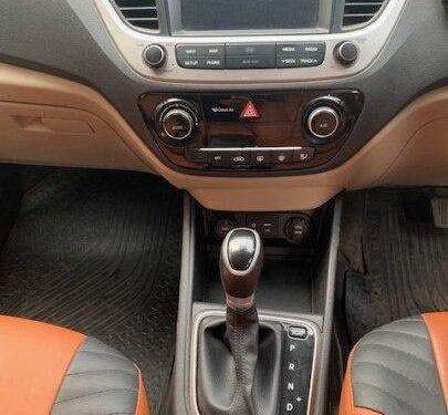 Used 2018 Hyundai Verna AT for sale in Mumbai