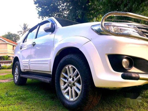 Used 2012 Toyota Fortuner MT for sale in Chennai