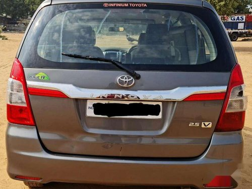 Toyota Innova 2.5 V 7 STR, 2014, MT for sale in Ahmedabad