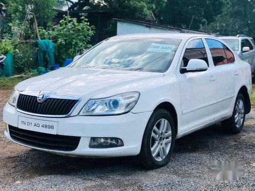 Skoda Laura Elegance 1.9 TDI, 2011, AT for sale in Chennai
