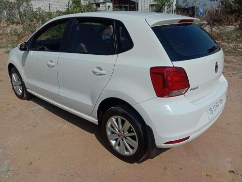 Used Volkswagen Polo 2016 MT for sale in Hyderabad