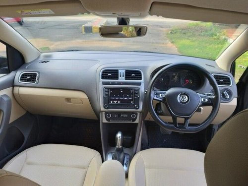 Used 2018 Volkswagen Vento AT for sale in Chennai