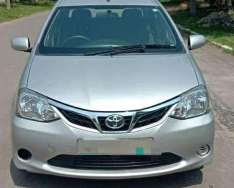 Used Toyota Etios GD, 2017 MT for sale in Hyderabad