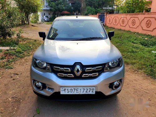 Used Renault Kwid RXT, 2015 MT for sale in Hyderabad