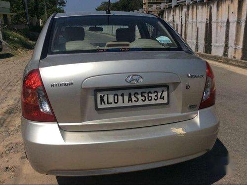 Used 2008 Hyundai Verna MT for sale in Thiruvananthapuram