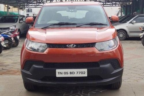 Used Mahindra KUV100 NXT 2016 MT for sale in Coimbatore