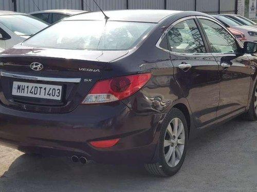 Hyundai Fluidic 1.6 VTVT S, 2012, AT for sale in Pune
