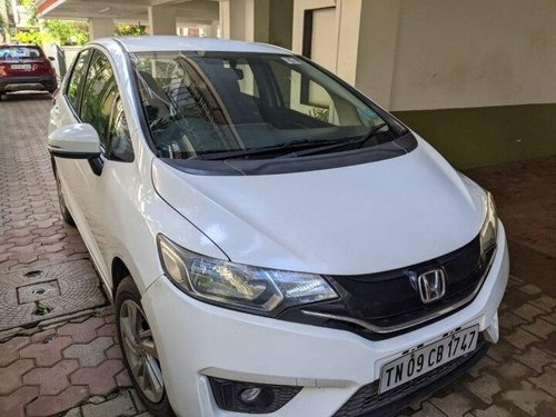 Honda Jazz VX 2015 MT for sale in Chennai