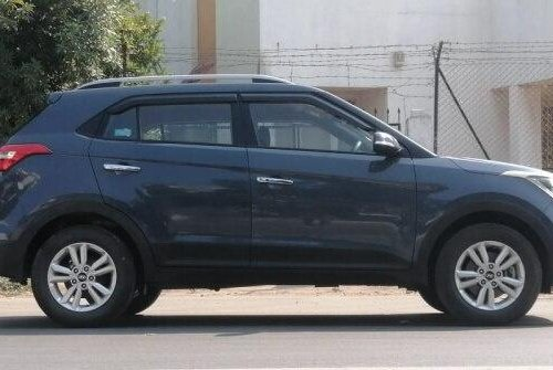 Used Hyundai Creta 2015 MT for sale in Ahmedabad