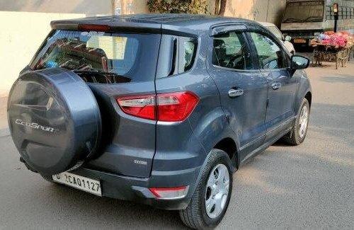 Used 2015 Ford EcoSport 1.5 DV5 MT Trend for sale in New Delhi