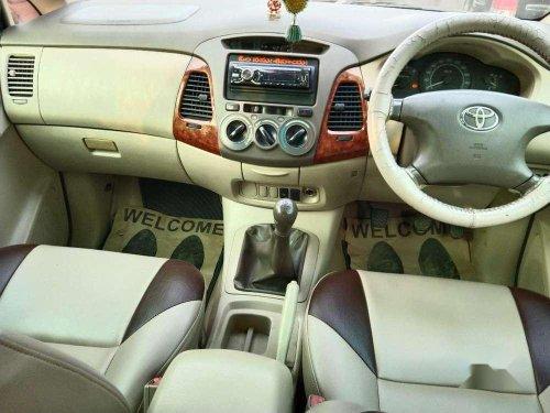 Used Toyota Innova 2.5 V 7 STR, 2008 MT for sale in Hyderabad