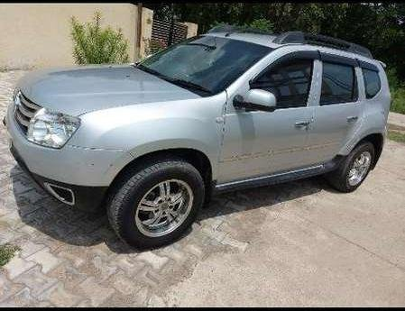 Used Renault Duster 2013 MT for sale in Ambala