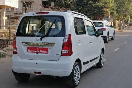 Maruti Suzuki Wagon R VXI 2016 MT in Ahmedabad