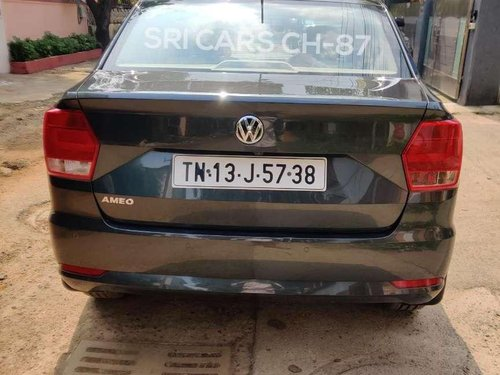 Used 2017 Volkswagen Ameo MT for sale in Chennai