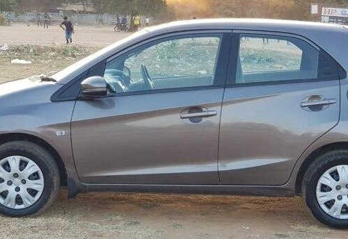Used Honda Brio 2016 MT for sale in Ahmedabad