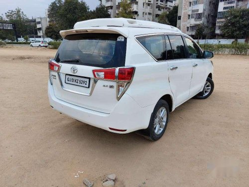 Used Toyota Innova Crysta 2016 MT for sale in Ahmedabad