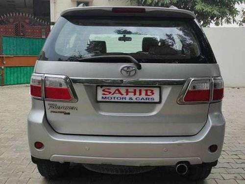 Used Toyota Fortuner 2010 MT for sale in Agra