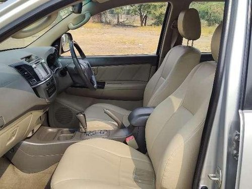 Used 2013 Toyota Fortuner AT for sale in Ahmedabad