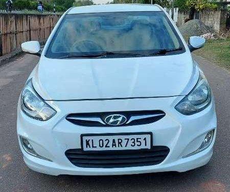 Used Hyundai Verna 2014 MT for sale in Thiruvananthapuram