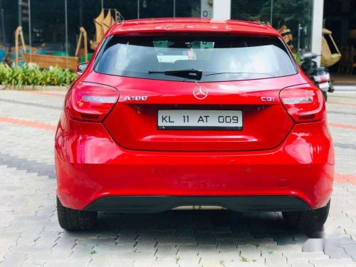 Mercedes-Benz A-Class Edition 1, 2013 AT for sale in Kozhikode