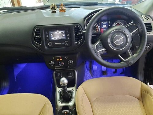 Jeep Compass 2.0 Longitude 2018 MT for sale in Coimbatore
