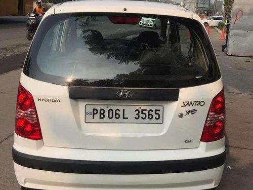 Used Hyundai Santro Xing 2010 MT for sale in Ludhiana