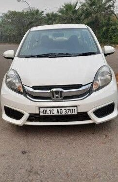 Honda Amaze EX i-Vtech 2016 MT in New Delhi